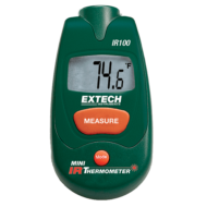Extech IR100 Mini infrahőmérő, 1:1, 230 Celsius