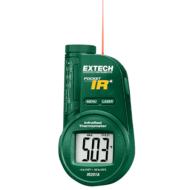 Extech IR201A Zseb infrahőmérő, 6:1, 270 Celsius