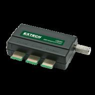 Extech LCR205 SMD alkatrész mérőpad