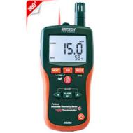 Extech MO290 Nedvességmérő kombinált kéziműszer