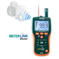 Extech MO297 Nedvességmérő kombinált kéziműszer