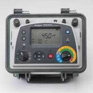 Megger DLRO-10HDX-DH4C-LG6-P2 Ducter ellenállásmérő DH4-C mérővezetékkel