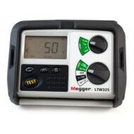 Megger LTW325-EU-SC hurokimpedancia teszter