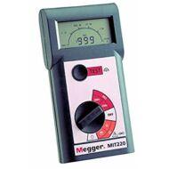 Megger MIT220-EN szigetelés és folytonosságvizsgáló 500V