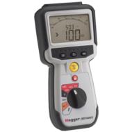 Megger MIT410/2 szigetelési ellenállásmérő és folytonosság vizsgáló