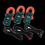 Extech PQ34-12 1200A AC lakatfogó készlet 3db