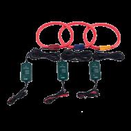 Extech PQ34-30 3000A AC lakatfogó készlet 3db