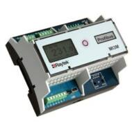 Raytek RAYMI3MCOMM DIN sínre szerelhető moduláris kommunikációs 4TE doboz, maximum 4 mérőfejhez, USB és RS485