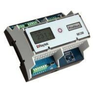 Raytek RAYMI3MCOMMM DIN sínre szerelhető moduláris kommunikációs 6TE doboz, maximum 4 mérőfejhez, USB és ModBUS