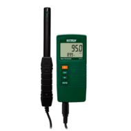 Extech RH210Kompakt hőmérséklet és páratartalommérő kéziműszer