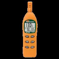Extech RH300Hőmérséklet, páratartalommérő és pszichrométer műszer