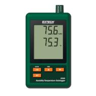 Extech SD500Hőmérséklet és páratartalom mérő és adatgyűjtő