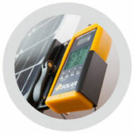 Seaward Solar Mounting Clamp Rögzítő készlet Solar Survey 100 és 200R műszerhez