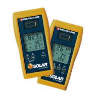 Seaward Solar Survey 200R Besugárzás mérő kéziműszer adatgyűjtő funkcióval