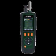 Extech VPC300 Részecske számláló / Pormérő beépített kamerával