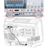 GW Instek DS2-FH1 Moduláris bővítő egység GDS-2000A sorozatú oszcilloszkóppal