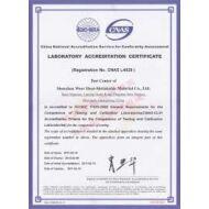 Hitelesítés - Mérleg Kern gyári hitelesítés pontossági osztály Class II - 5kg-ig