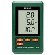 Extech SD750 Három csatornás nyomásmérő/adatgyűjtő