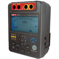 UNI-T UT513 szigetelésvizsgáló 5000V