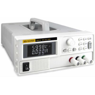 Picotest P9611A tápegység USB csatlakozással