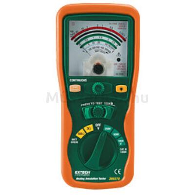 Extech 380320 szigetelési ellenállásmérő analóg