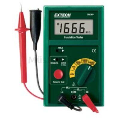Extech 380360 szigetelési ellenállásmérő digitális