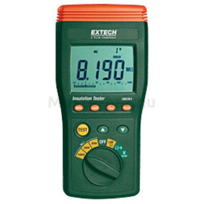 Extech 380363 szigetelési ellenállásmérő digitális