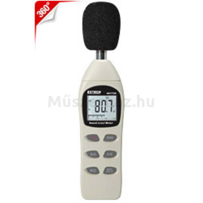 Extech 407730 Hangszintmérő kéziműszer