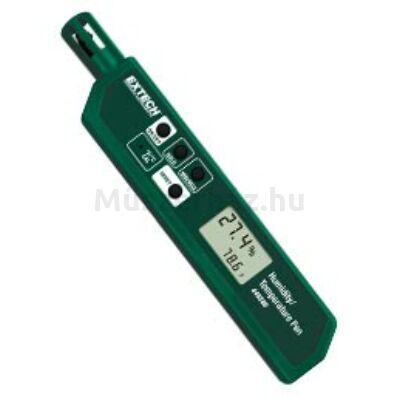 Extech 445580 Páratartalommérő és hőmérsékletmérő