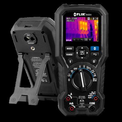 Flir DM284 True RMS digitális multiméter és hőkamera