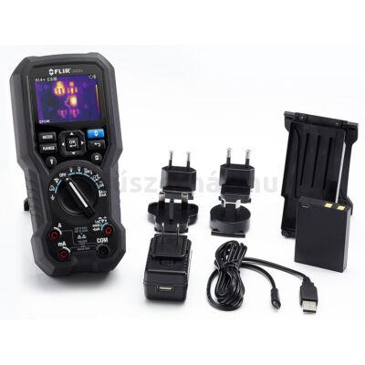 Flir DM284-KIT True RMS digitális multiméter és hőkamera