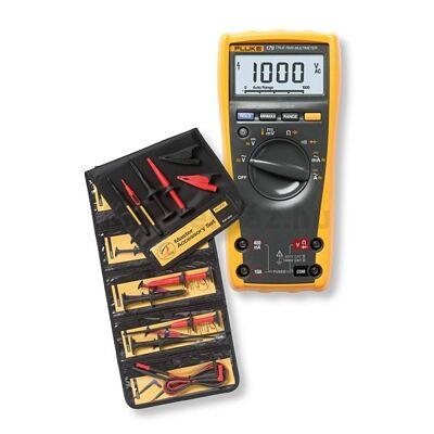 Fluke 179 + TLK225-1 multiméter és mérőzsinór készlet