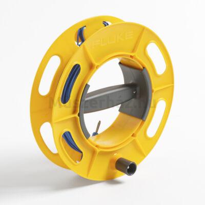 Fluke Cable Reel 25M BL földelésvizsgálathoz kábelkészlet, 25m, kék