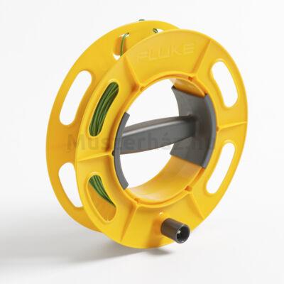 Fluke Cable Reel 25M GR földelésvizsgálathoz kábelkészlet, 25m, zöld