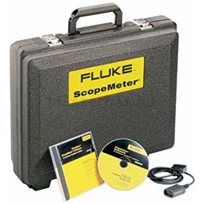 Fluke SCC120E hordtáska és egyéb kiegészítők Fluke 120 sorozatú ScopeMeterhez