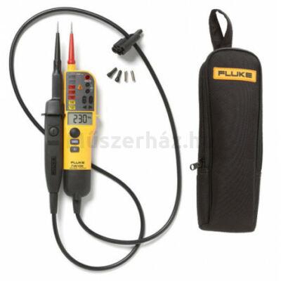 Fluke T130 + C150 feszültségteszter és hordtáska