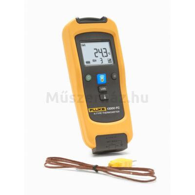 Fluke T3000FC hőmérséklet adatgyűjtő modul