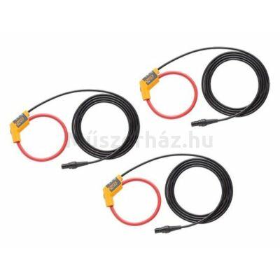Fluke i17XX-FLEX1.5KIP/3PK áramváltó lakatfogó adapter 1500A, 60 cm, IP65, 3 db