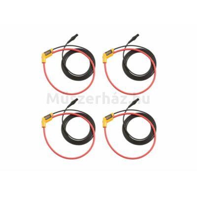 Fluke i17XX-FLEX1.5KIP/4PK áramváltó lakatfogó adapter 1500A, 60 cm, IP65, 4 db