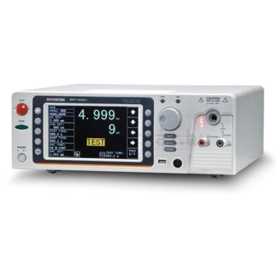 GW Instek GPT-15001 5kV AC szigetelés vizsgáló 500VA + GC