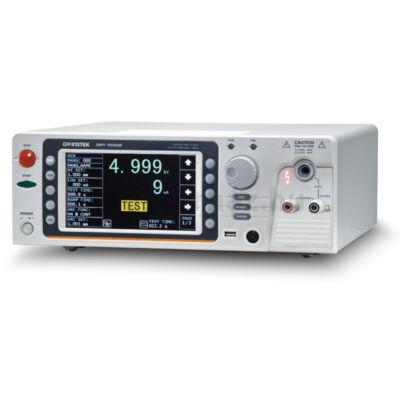 GW Instek GPT-15002 5kV AC, DC szigetelés vizsgáló 500VA + GC