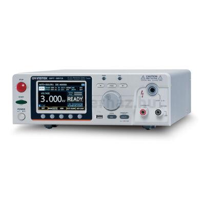 GW Instek GPT-9503 5kV AC, DC, IR szigetelés vizsgáló 150VA + GC
