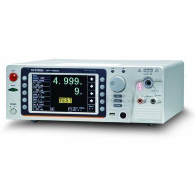 GW Instek GPT-12003A 5kV AC, DC és IR szigetelés vizsgáló 200VA + GC