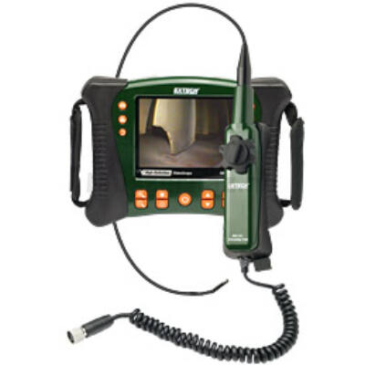 Extech HDV640 Videoendoszkóp készlet 6mm mozgatható fejű félmerev kábellel
