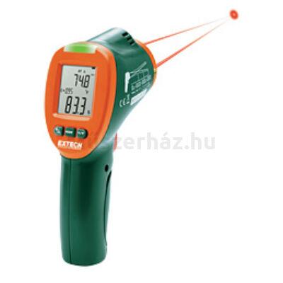 Extech IRT600 páralecsapodás szkenner és infrahőmérő, 12:1, 350 Celsius