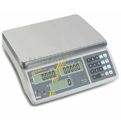 Kern CXB 6K0.5 Darabszámláló mérleg 6000g/0,5g