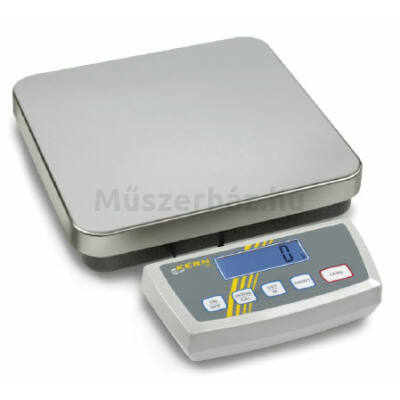 Kern DE 6K1D Platform mérleg/Csomagmérleg  3kg|6kg/1g|2g