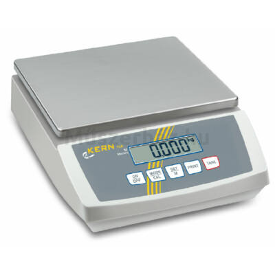 Kern FCB 8K0.1 Asztali mérleg 8000g/0,1g