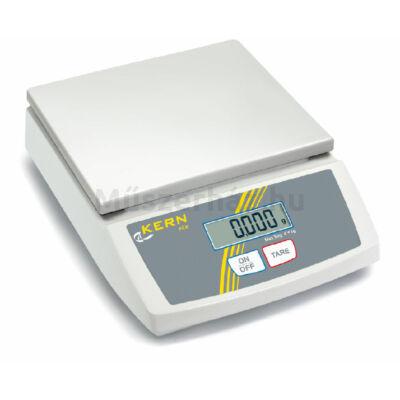 Kern FCE 3K1N Asztali mérleg 3000g/1g