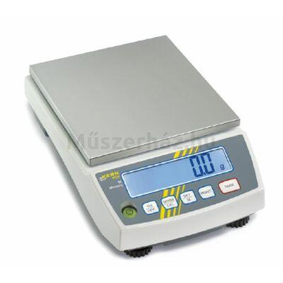 Kern PCB 6000-0 Precíziós mérleg 6000g/1g